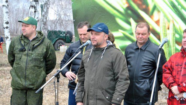 саженцы, Омский район